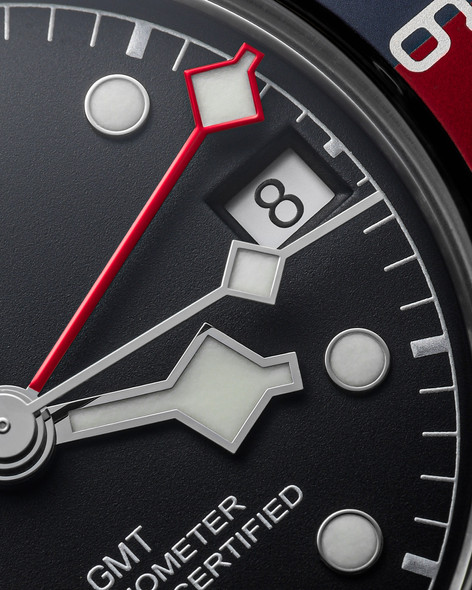 Tudor GMT Macro