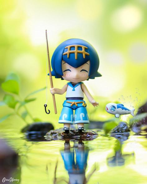Lana's Fishing Frenzy
