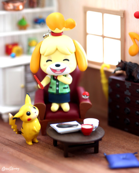 No Pika! That's Not For You!