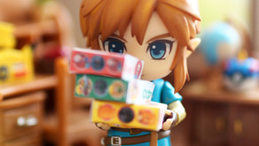 DIY Miniature Nendoroid Boxes