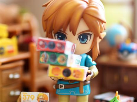 DIY Miniature Nendoroid Boxes