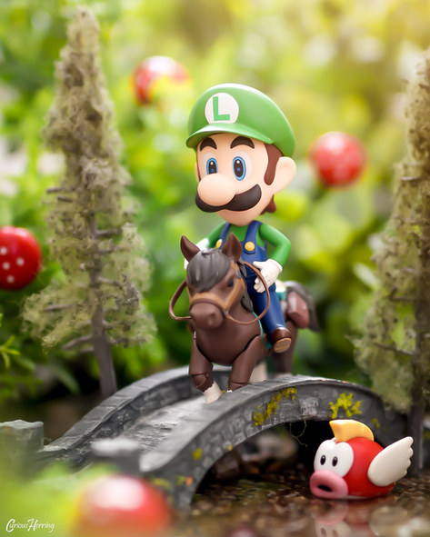 Hunting for Mushrooms