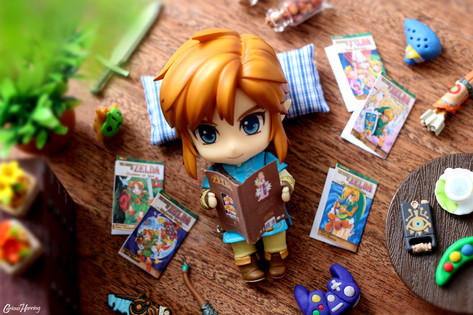 Manga Enthusiast