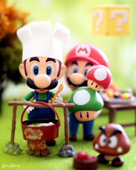 Bring Me the Mushrooms!