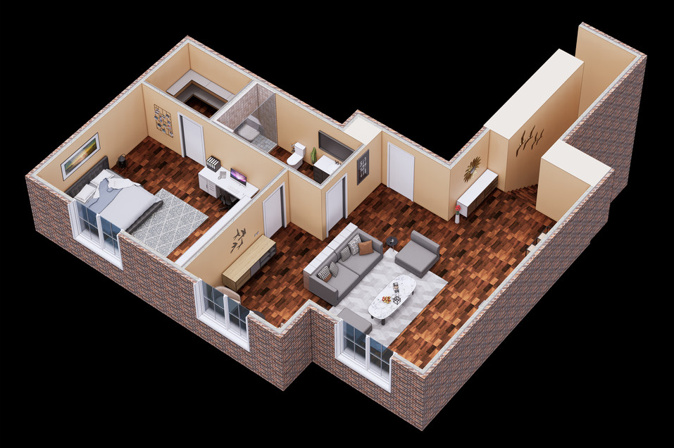 DallasPro 3D Remodeling - 11916 WIllet W