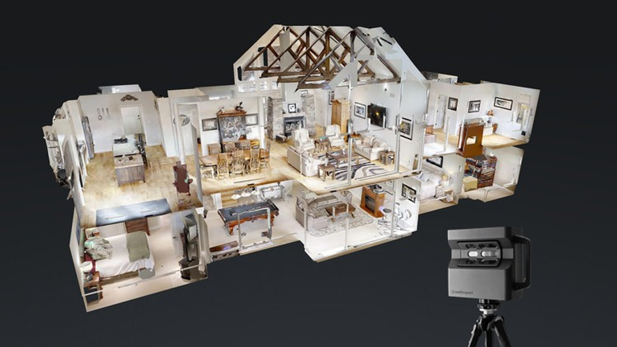 Commercial Matterport 3D Tour