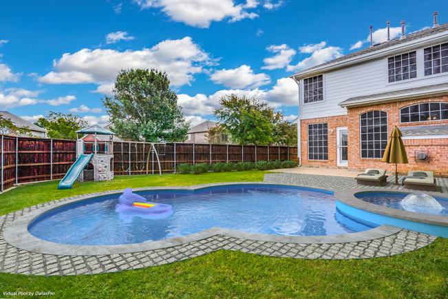 DallasPro - Virtual Pool - 1501 Simsbury