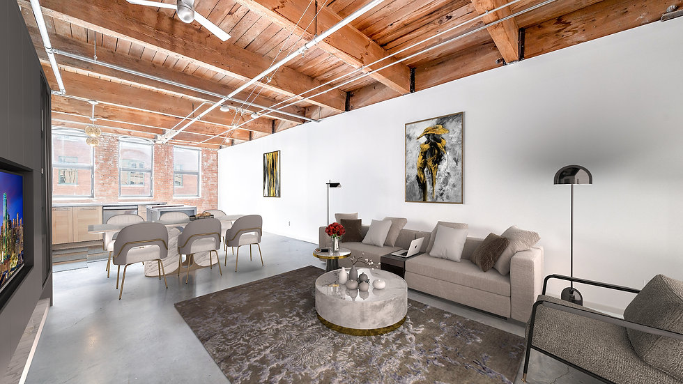 Commercial Virtual Staging