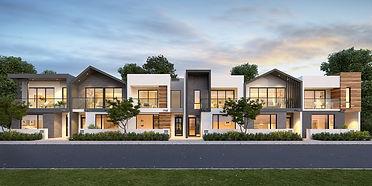 ScreenAge-3d-rendering-townhouses-street