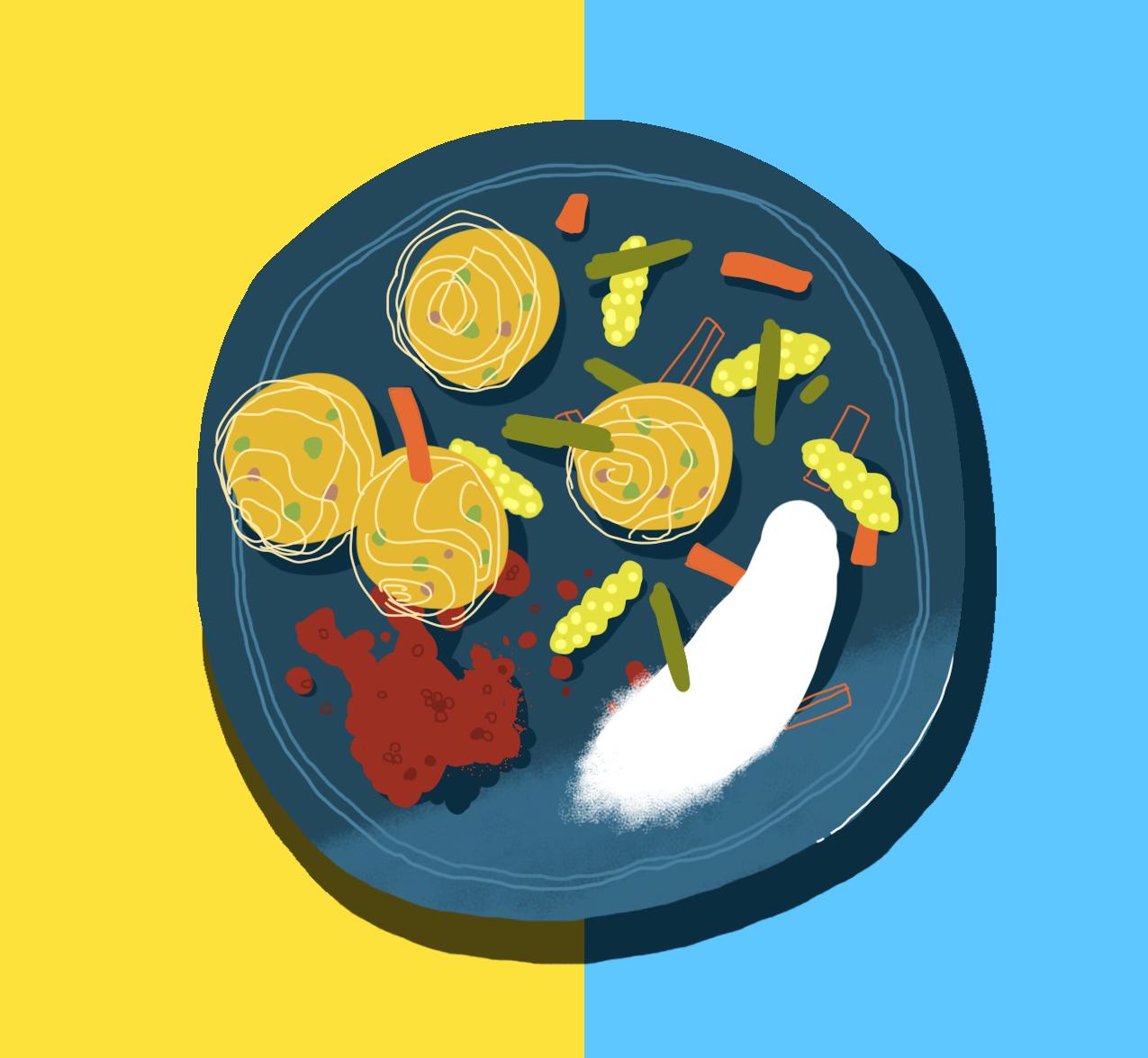 IKEA 蔬菜丸佐藜麥