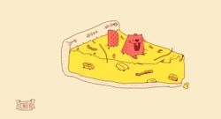 Pie&mouse