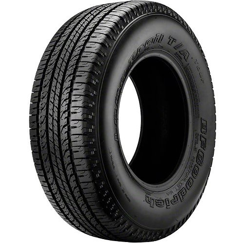 Set of 3- 265/70/17 BFGoodrich Tires