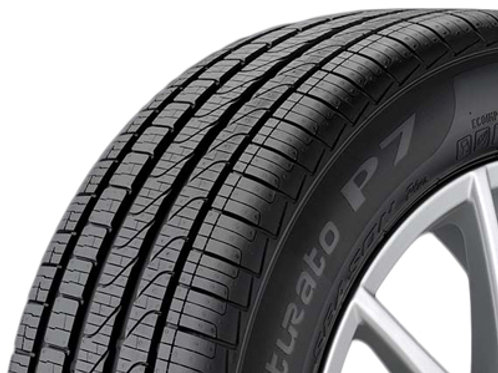 Set of 4 - 235/55/17 NEW Pirelli Cinturato P7 AS Plus
