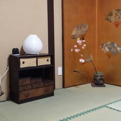 traditional tatami room