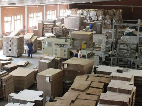Виробництво упаковки