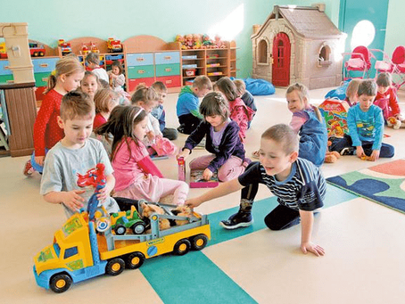 Все про дитячі садки Польщі