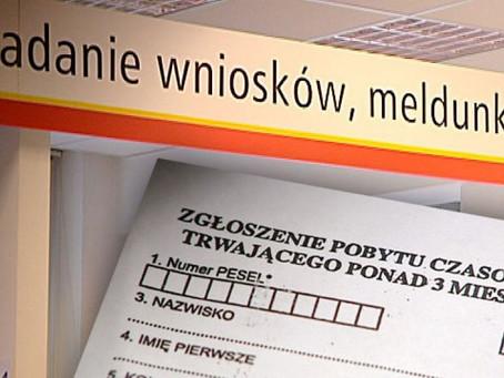 Прописка в Польщі або що таке «zameldowanie czasowe»?