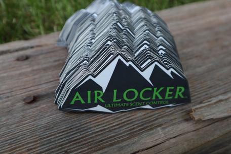 Airlocker stickers
