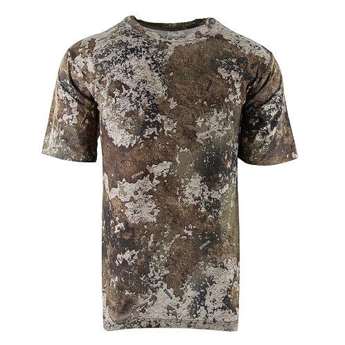 0466 Short Sleeve Cotton T-Shirt - Strata