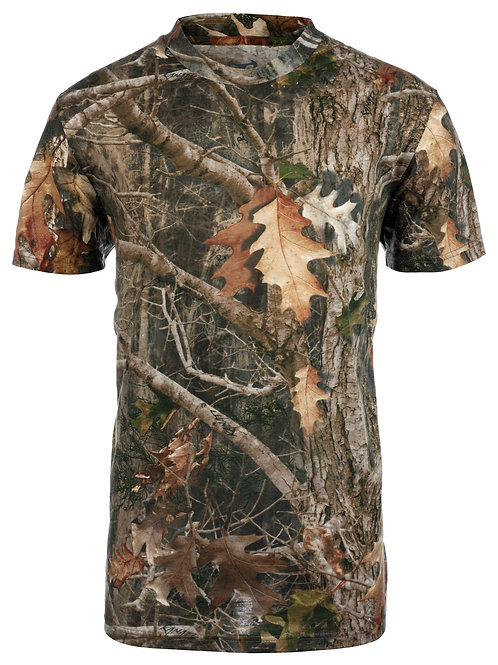 1048 (TT111LT) - Short Sleeve Cotton/Polly T-Shirt (Kanati)
