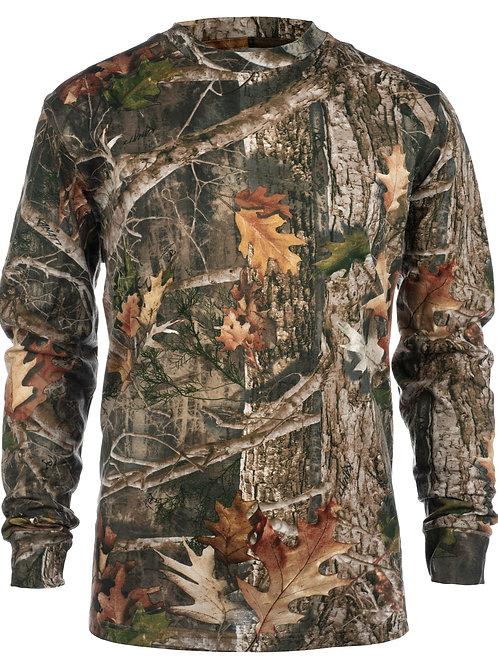 1049 (TT112LT) - Long Sleeve Cotton T-Shirt (Kanati)