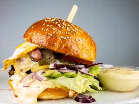 """Burger """"Marjánka"""""""