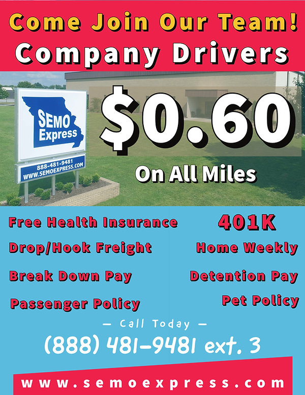 Company Drivers 60 cents a mile Ad.jpg