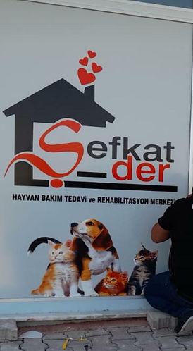 Hayvan Bakım Tedavi ve Rehabilitasyon Merkezi