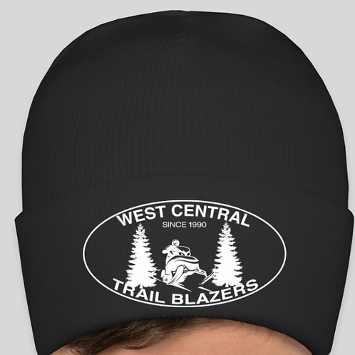 West Central Trailblazers Beanie Cap