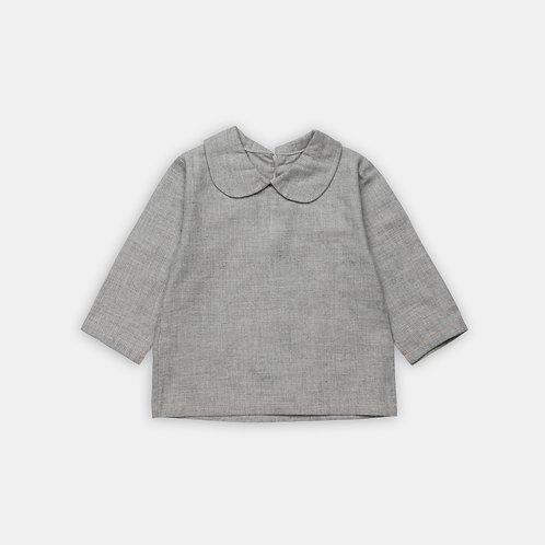 DIJON ★ camicia unisex in flanella di cotone