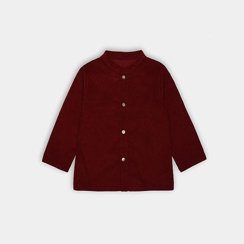 TOKYO ★ camicia coreana velluto di cotone a coste