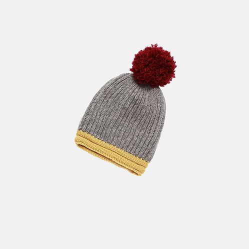 SESTRIERE ★ cappello 100% lana fatto a mano ì