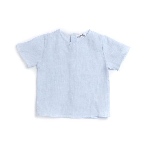 NOE ★ maglia 100% millerighe lino