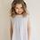 Thumbnail: OLIVIA★ vestito bambina in lino