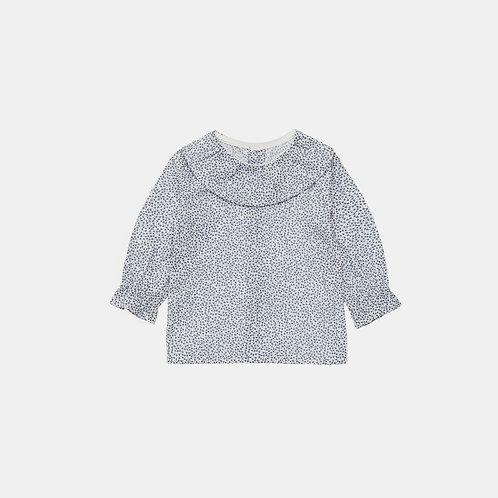 AIX-EN-PROVENCE ★ camicia liberty fantasia di cotone