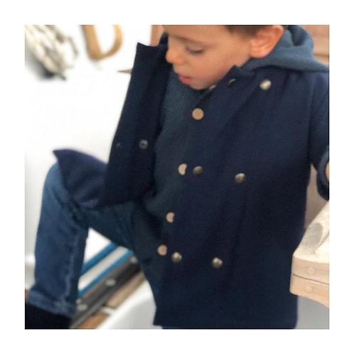 SIMON★ giacchetta doppiopetto