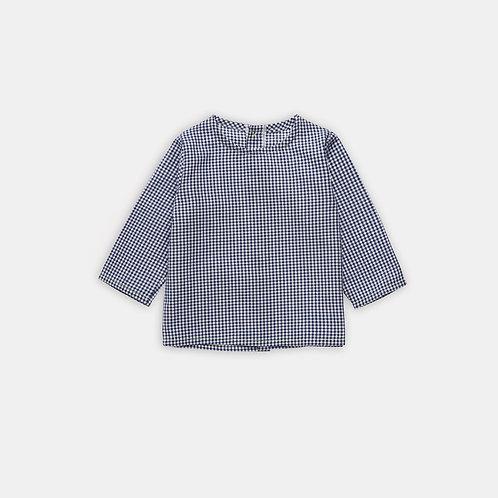 SEVILLA ★ camicia unisex in flanella di cotone