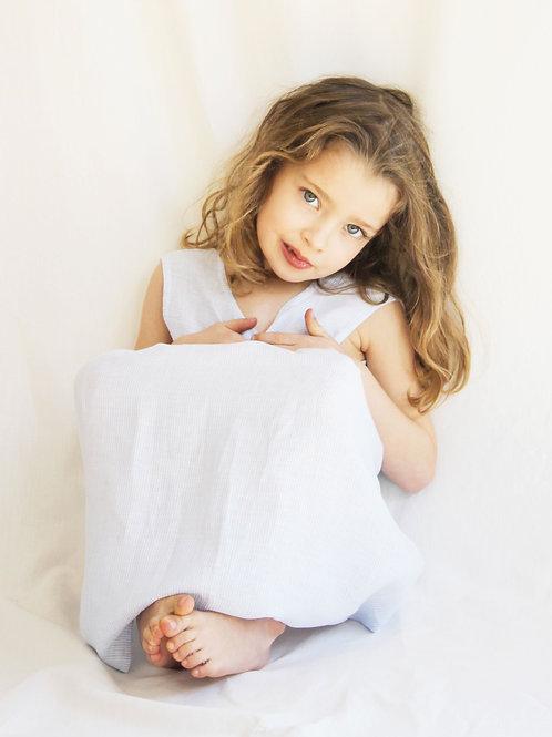 OLIVIA★ vestito bambina in lino