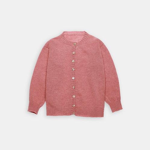 UDINE ★ cardigan girocollo in lana merinos