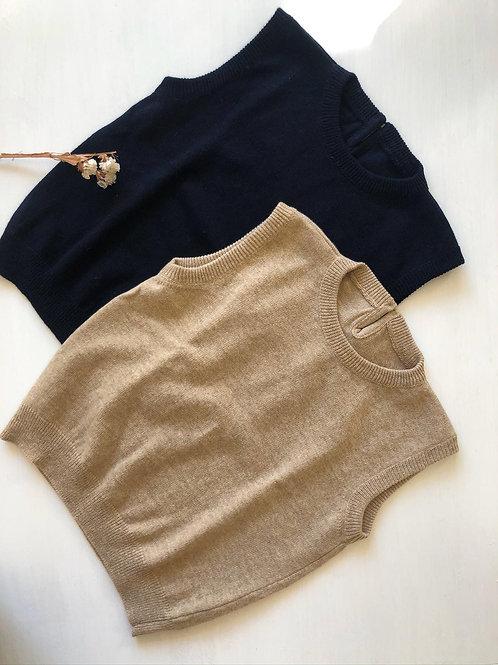 LUCCA ★ gilet in lana merinos