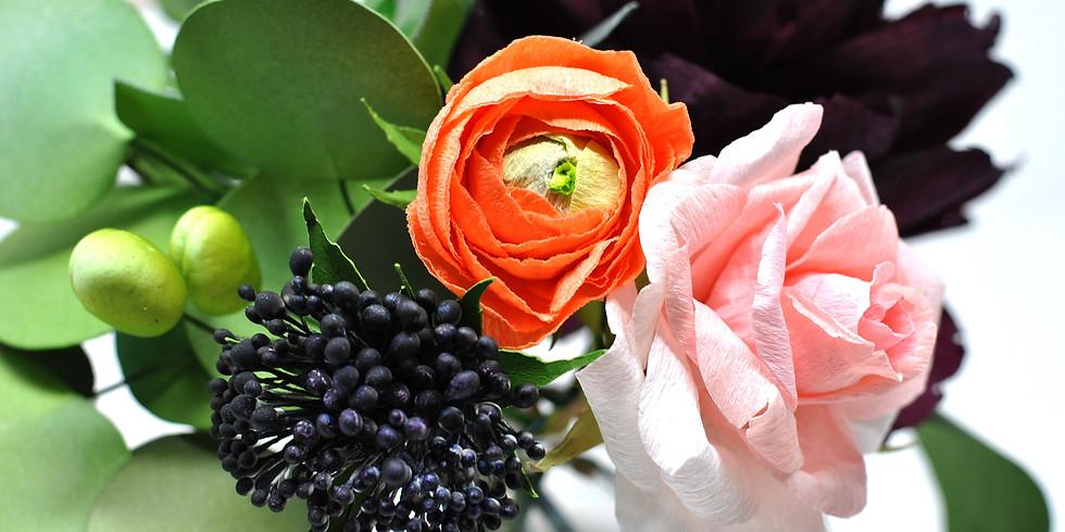 Paper Gardens Exhibit - Artist Meet and Greet