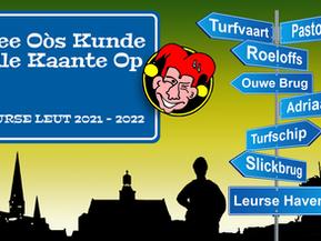 Motto's 2022 KV Leurse Leut en SC de Stijloren