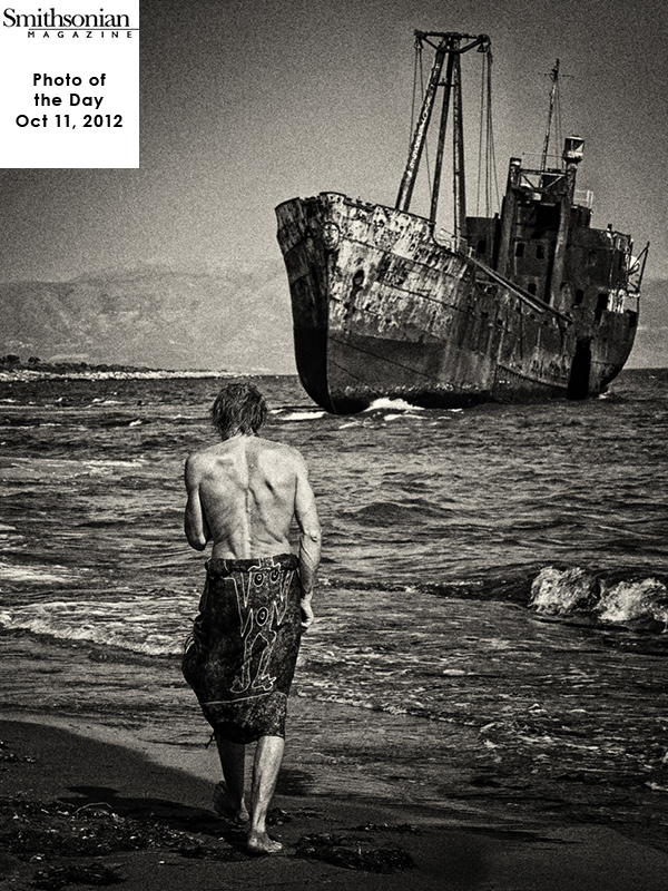 Cast Away © Alexandros Dalkos