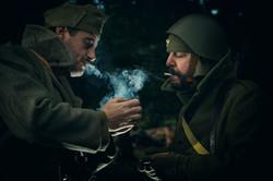 Cigarette Break © Alexandros Dalkos