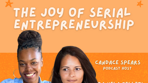 S3 Ep 14  The JOY of Serial Entrepreneurship [w/ Daniela Felleti]