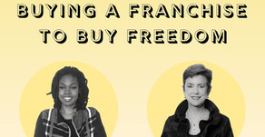S2 Ep 08 Buying a Franchise to Buy Freedom [w/ Meg Schmitz]