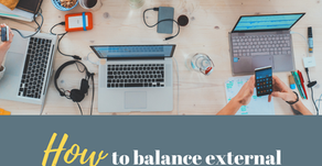 Ep 254: How to balance external forces on you with ambitious life reality