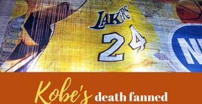 Ep 223: Kobe's death fanned the flames on ambition and drive
