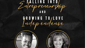 S2 Ep 16 Falling into Entrepreneurship and Growing to LOVE Independence [w/ Colleen Falk]