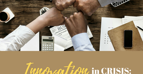 Ep. 274 INNOVATION in CRISIS: Consider PARTNERS